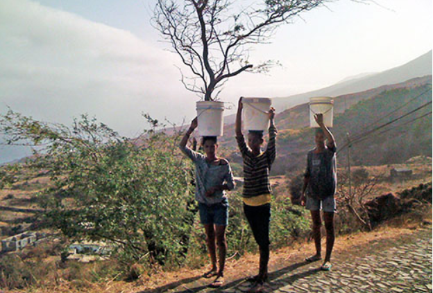 Cape Verdean Girls